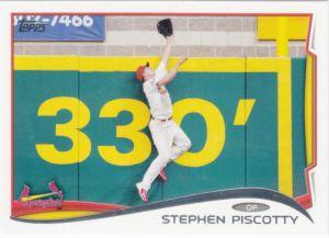 2014 Topps Pro Debut Stephen Pisciotty