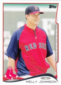 2014 Topps Update Kelly Johnson