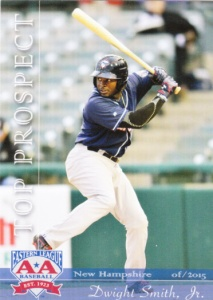 2015 Grandstand EL Top Prospects Dwight Smith Jr