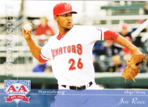 2015 Grandstand EL Top Prospects Joe Ross