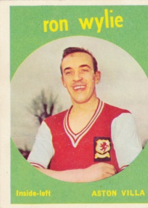 1960-61 A&BC Ron Wylie