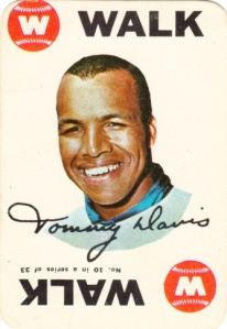 1968 Topps Game Tommy Davis