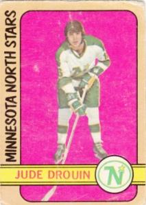 1972-73 OPC Jude Drouin