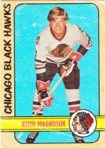 1972-73 OPC Keith Magnuson
