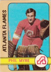 1972-73 OPC Phil Myre