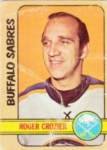 1972-73 OPC Roger Crozier
