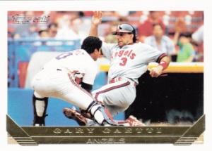 1993 Topps Gold Gary Gaetti