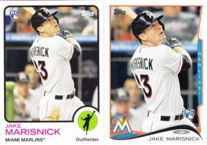 2014 Topps & Archives Jake Marisnick