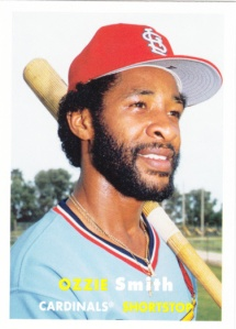 2015 Topps Archives Ozzie Smith