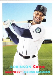 2015 Topps Archives Robinson Cano