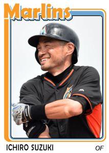 2015 TSR #308 - Ichiro Suzuki