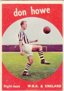1960-61 A&BC Don Howe