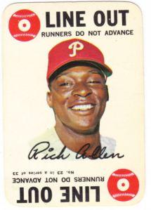 1968 Topps Game Dick Allen