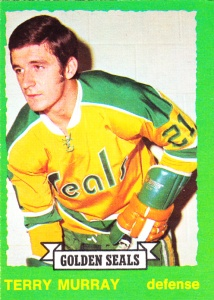 1973-74 OPC Terry Murray