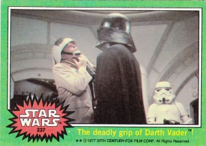 1977 Topps Star Wars #237