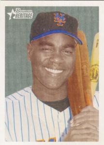 2006 Bowman Heritage Carlos Delgado