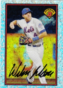 2015 Bowman Is Back Wilmer Flores