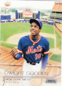 2015 Stadium Club Dwight Gooden