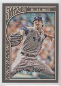 2015 Topps Gypsy Queen Andrew Miller from COMC