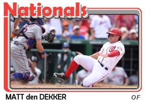 2015 TSR #293 - Matt den Dekker