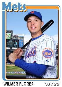 2015 TSR #404 - Wilmer Flores