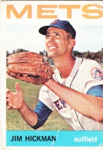 1964 Topps Jim Hickman