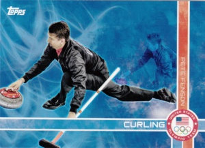 2014 Topps Olympics Games Of The Olympics Pete Fenson