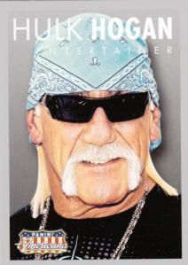 2015 Panini Americana Hulk Hogan