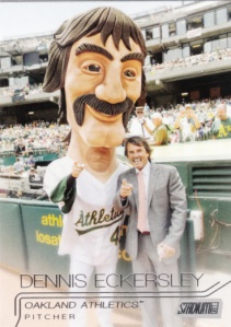 2015 Stadium Club Dennis Eckersley