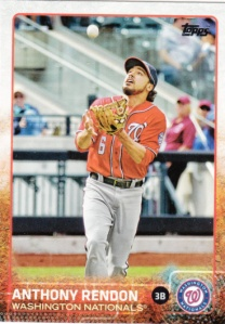 2015 Topps Anthony Rendon