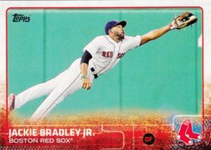 2015 Topps Jackie Bradley Jr