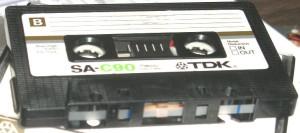 TDK Cassette 72 dpi