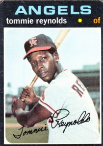 1971 Topps Tommie Reynolds