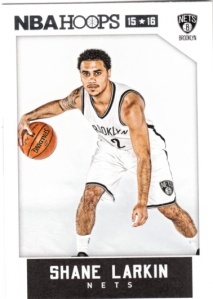 2015-16 Panini NBA Hoops Shane Larkin