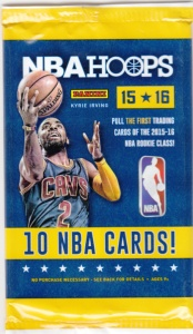 2015-16 Panini NBA Hoops Wrapper