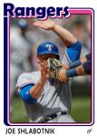 2015 TSR #389 - Joe Shlabotnik Rangers
