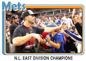 2015 TSR #501 - Mets NL East Champs