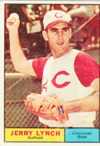 1961 Topps Jerry Lynch