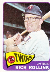 1965 Topps Rich Rollins
