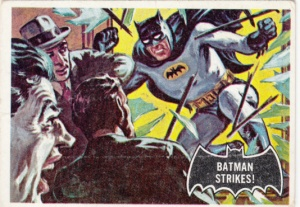 1966 Batman Black Bat - Batman Strikes
