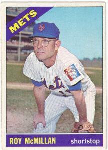 1966 Topps Roy McMillan