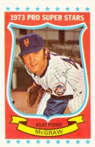 1973 Kellogg's Tug McGraw