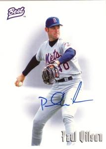 1995 Best Autographs Paul Wilson