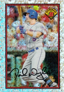2014 Bowman Is Back David Wright