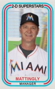 2015-16 TSR Hot Stove #2 - Don Matttingly