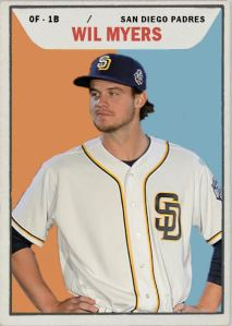 2015-16 TSR Hot Stove CFL-3 Wil Myers