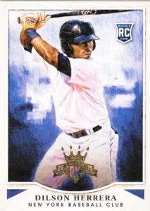 2015 Diamond Kings Dilson Herrera variant
