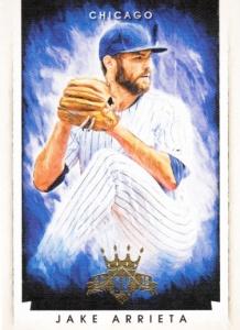 2015 Diamond Kings Jake Arrieta