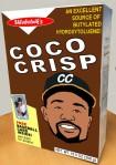 Coco Crisp Cereal Box