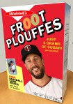 Froot Plouffes Cereal Box